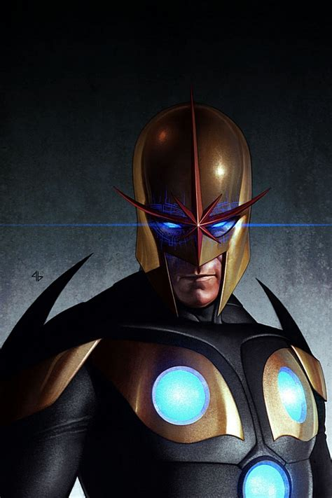 film marvel nova comic book casting the nova animated movie