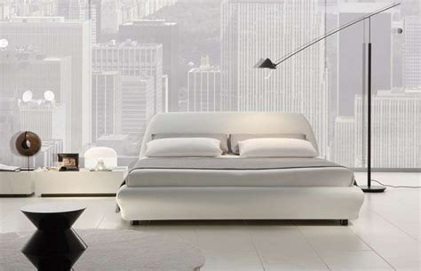 italian platform bed villa italian leather platform bed king size white