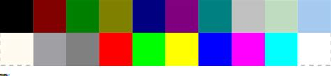 file blood color palette svg wikimedia commons file windows 20 color palette svg wikimedia commons