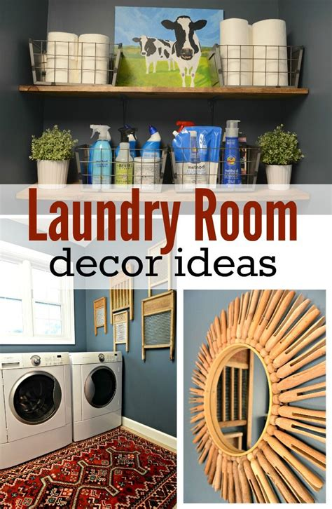 Diy Laundry Room Decor Diy Home Decor Inspiration Laundry Room Decor Ideas Inexpensive Ideas To Decorate Your