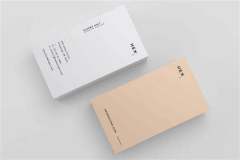 business card a4 template psd 72 fashion business card templates free psd vector designs