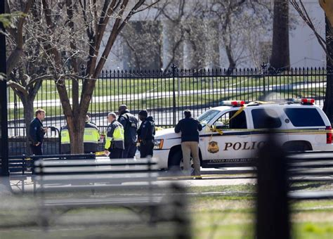 shooting at white house man dies after shooting himself outside the white house authorities say toronto star