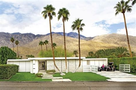 Home Design Magazine California Palm Springs Mid Century Modern