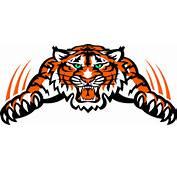 Image Gallery Tiger Mascot