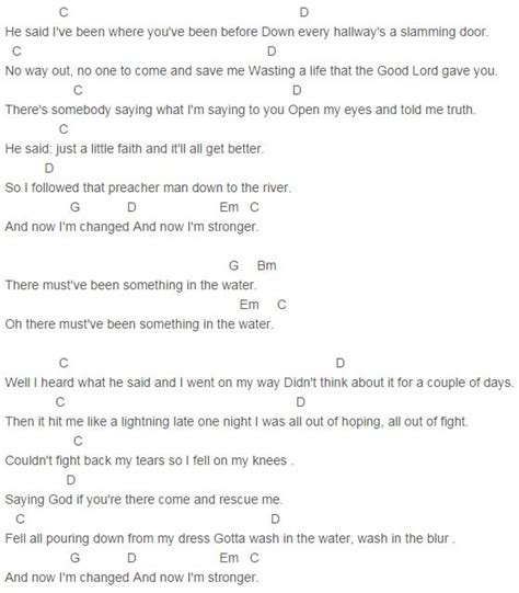 all american girl carrie underwood guitar chords the 25 best carrie underwood water ideas on pinterest