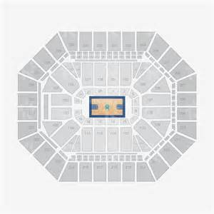 Oracle arena seating chart sports basketball sports