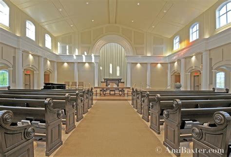 community interior design churches and education
