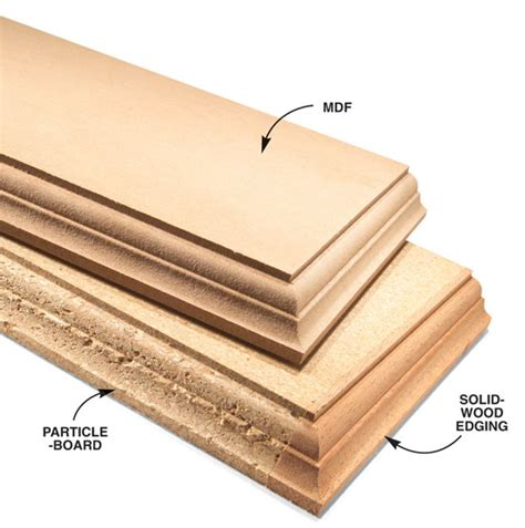 mdf woodworking mdf vs particleboard for woodworking