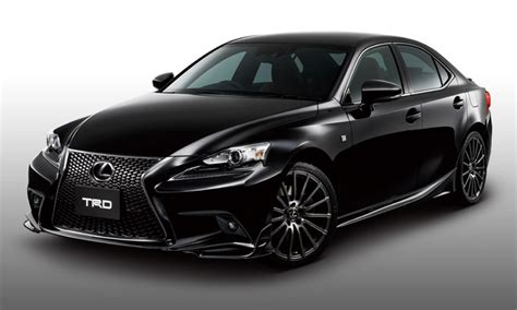 2014 lexus is gets trd bits autoblog