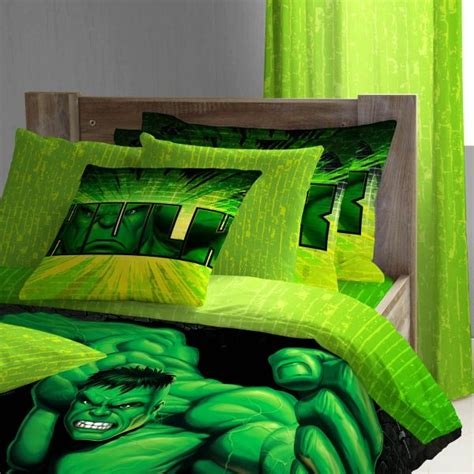 The Incredible Hulk Bedding For Kids Decoist