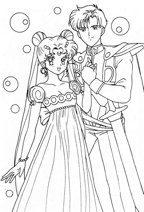 Sailor Moon Princess Serenity Coloring Pages Free Coloring Sheets Princess Serenity Sailor Moon Coloring Pages Coloring Pages