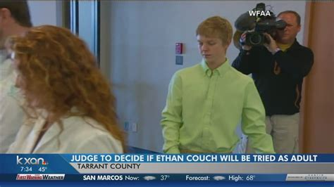 judge in ethan couch case judge could decide to move ethan couch s court case to
