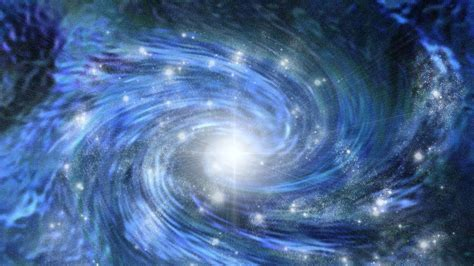 wallpaper blue galaxy blue galaxy wallpaper 36403