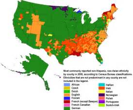 us map by nationality censusscope demographic maps european