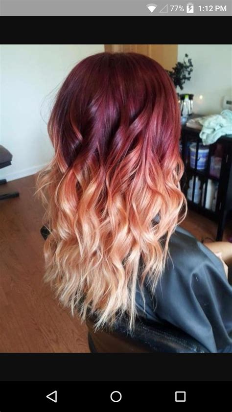 interesting hair colors burgundy wine hair color by interesting hair extension