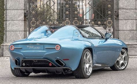 disco volante touring geneva preview touring superleggera disco volante spyder