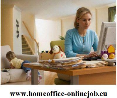 nebenjob zuhause arbeiten im home office arbeiten selbst 228 ndig mit onlinejob