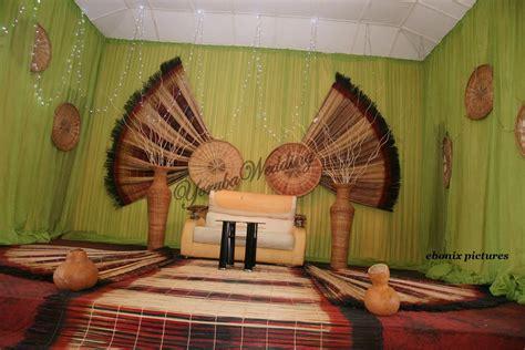 beautiful yoruba traditional wedding decorations