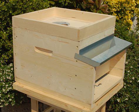 api per arnia warre per lavorazione miele alveare