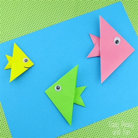 Origami For Teenagers - 25 unique origami fish ideas on origami koi