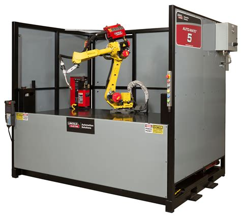 lincoln electr welding automation