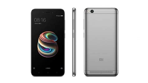 xiaomi redmi 5a xiaomi redmi 5a launched in china specs price and more