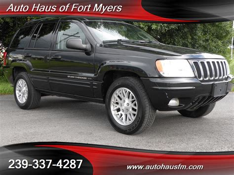 Jeep Ft Myers 2003 Jeep Grand Limited Ft Myers Fl For Sale In