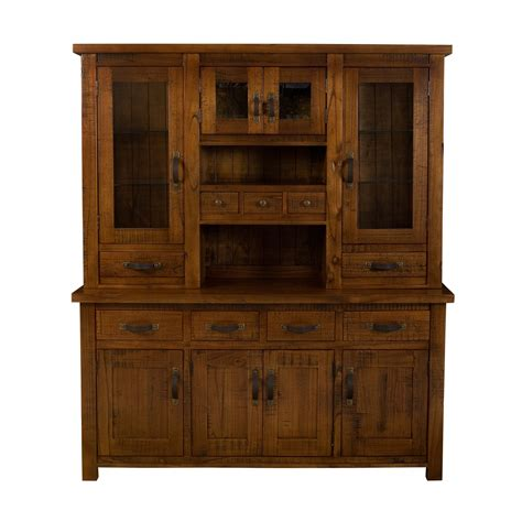 kitchen buffet hutch furniture hillsdale furniture 4321bh outback buffet with hutch