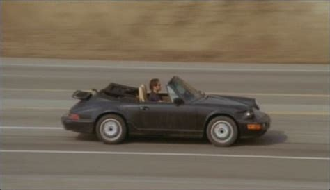 porsche californication imcdb org 1990 porsche 911 carrera 2 cabrio 964 in