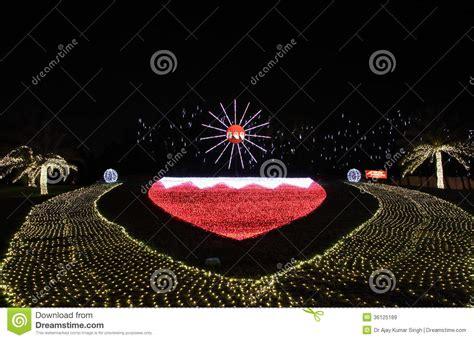 design grafix bahrain beautiful lighting showing bahrain flag on 42nd national