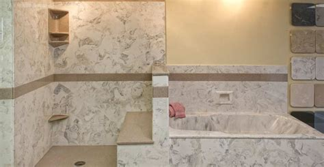 cultured marble shower ask forget 6 shower surround options for your