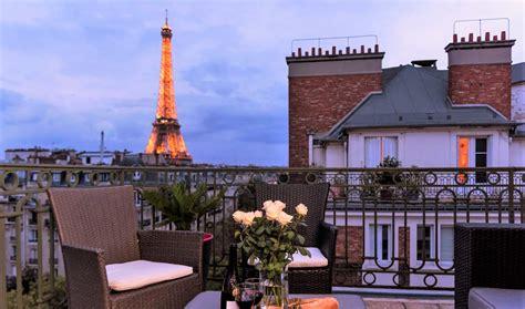 Paris Penthouse Pieds 224 Terre Nuvo