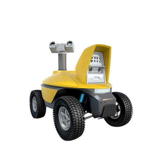 electrical substation inspection robot unmanned automated
