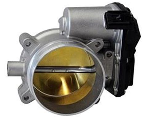 ford performance mustang 87mm gt350 throttle body m 9926
