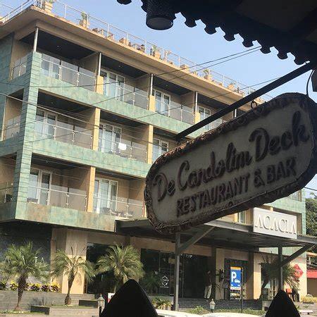 Deck Goa by De Candolim Deck Vady Sequerim Rd Restaurant Reviews