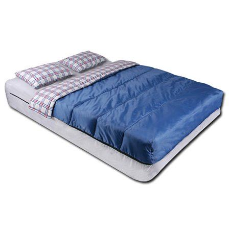 ozark trail air bed cover and comforter walmart