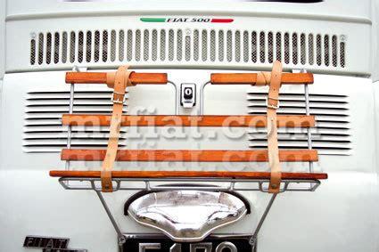 Fiat Luggage Rack by Fiat 500 Luggage Rack New Ebay