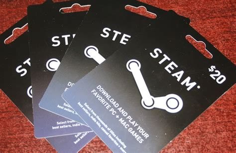 Steam Gift Card Mobile Payment - steam wallet gift card 20 usa photo discounts