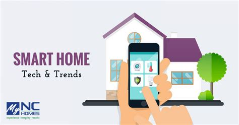 smart home technology trends home ownership