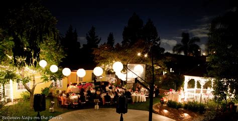 Backyard Wedding Ideas On A Budget Great Places To Live Dream Towns And Movie Locations