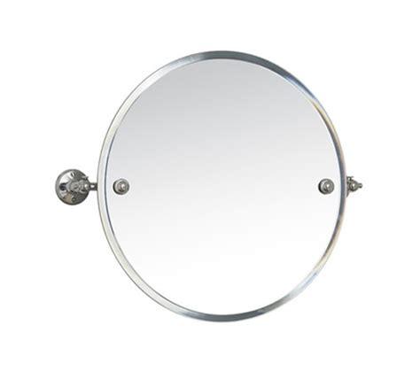 miller bathroom mirrors miller stockholm 450mm round swivel mirror 641c