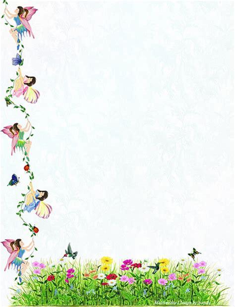 printable fairy stationary fairy vine stationery flickr photo sharing