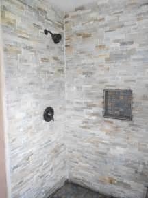 Sandstone Vase Gray Stone Tile Shower Grey Stone Tile Shower Our Tile