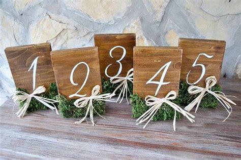 numeros para mesas boda preparar tu boda es facilisimo las 25 mejores ideas sobre n 250 meros de mesa en pinterest