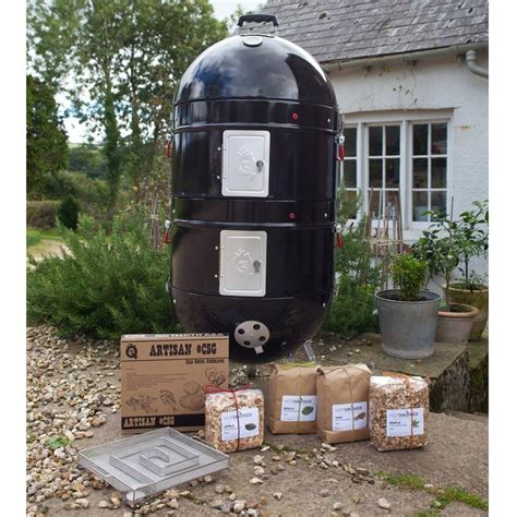 Grill Set Excel charcoal smoker grill dome egg kamado bbqs outdoor pizza