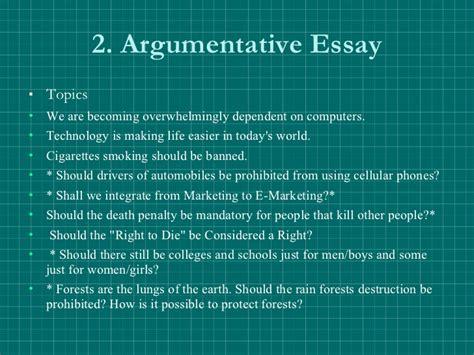 Technology Argumentative Essay Outline by Argumentative Essay Topics Technology Place An Order At