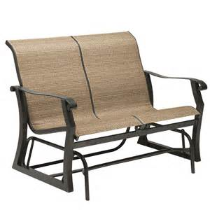 cortland sling patio set from woodard furniture
