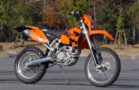 2003 Ktm 450 Exc 2003 Ktm 450 Exc Racing Pics Specs And Information