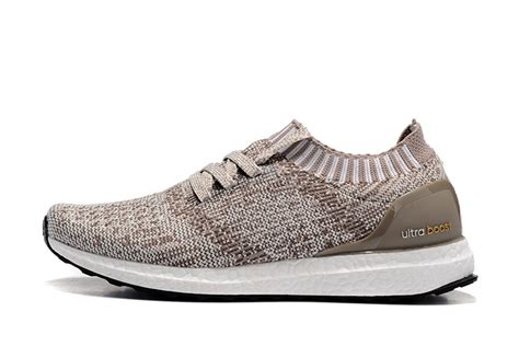 Sepatu Adidas Ultra Boost Uncaged Black Premium Quality adidas ultra boost uncaged unisex grey khaki white bb1688