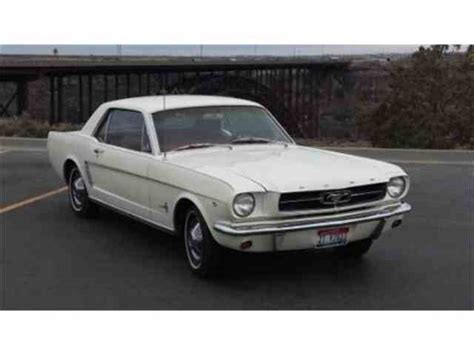 64 ford mustang for sale 1964 ford mustang for sale on classiccars 20 available